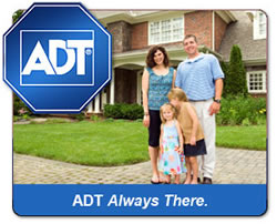 Residential Security System from ADT in Miami Florida